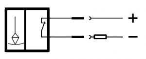 Anschlussbild (Öffner, ohne Belegung)